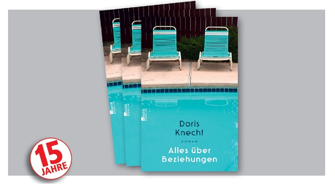 Book cover Doris Knecht